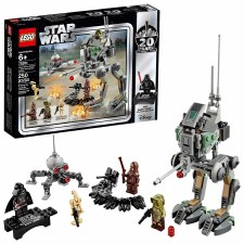 Lego Star Wars Clone Scout Walker 20th Ann Ed 75261