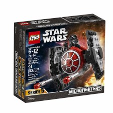 Lego Star Wars First Order Tie Fighter Microfighter
