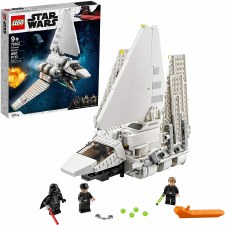 Lego Star Wars Imperial Shuttle 75302