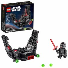 Lego Star Wars Kylo Rens Shuttle Microfighter