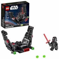 Lego Star Wars Kylo Ren's Shuttle Microfighter