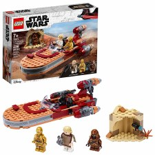 Lego Star Wars Luke Skywalkers Land Speeder
