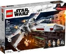 Lego Star Wars Luke Skywalkers X Wing Fighter