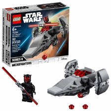 Lego Star Wars Sith Infiltrator Microfighter