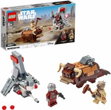 Lego Star Wars T16 Skyhopper Vs Bantha Microfighters
