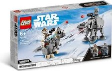 Lego Star Wars At At Tauntaun Micro Fighters