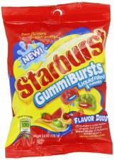 Starburst Gummibursts Duos