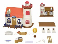 Calico Critters Starry Point Light House