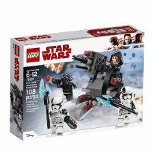 Lego Star Wars First Order Specialists Battle Pack