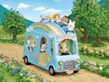 Calico Critters Sunshine Nursery Bus
