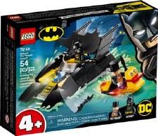 Lego Marvel Batboat The Penguin Pursuit