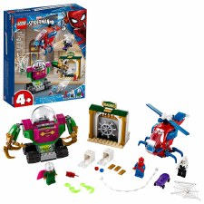 Lego Marvel The Meance Of Mysterio