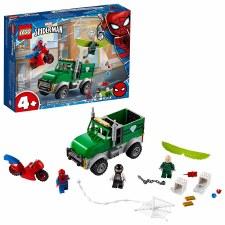 Lego Super Heroes Vultures Trucker Robbery 76147