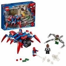 Lego Marvel Spider Man Vs Doc Ock