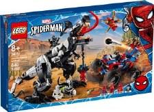Lego Marvel Venomosaurus Ambush
