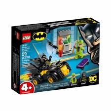 Lego Batman Vs The Riddler Robbery