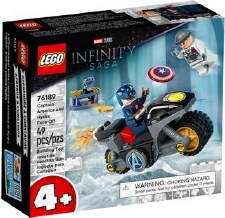Lego Super Heroes Captain America And Hydra Face Off