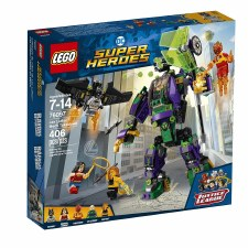 Lego Super Hero Lex Luthor Mech Takedown 76097