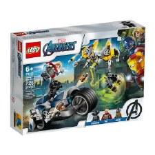 Lego Avengers Speed Bike Attack