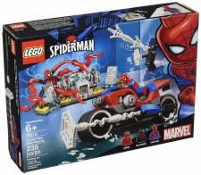 Lego Super Heroes Spiderman Bike Rescue