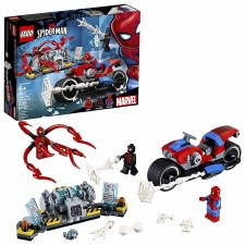 Lego Super Heroes Spider Man Car Chase 76133