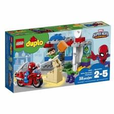 Lego Duplo Spider Man And Hulk Adventures