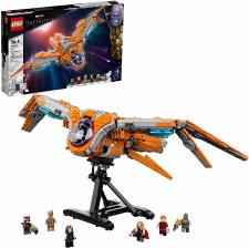 Lego Super Heroes The Guardians Ship 76193