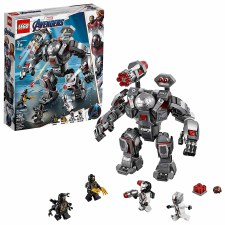 Lego Super Heroes Avengers War Machine Buster 76124