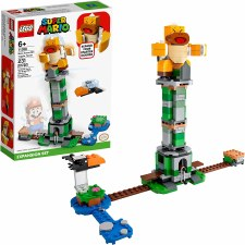 Lego Super Mario Boss Sumo Bro Topple Tower