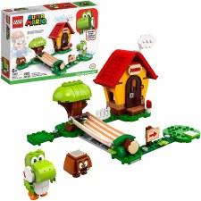 Lego Super Mario Mario's House And Yoshi