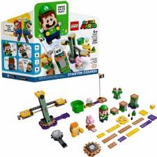 Lego Super Mario Adventures With Luigi Starter Set