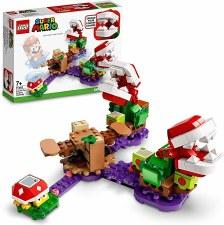 Lego Super Mario Piranha Plant Puzzling Challange Expansion Set 71382