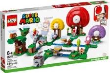 Lego Super Mario Toads Treasure Hunt Expansion Set