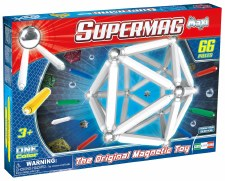 Supermaxi Magnetic Set 66 Pc
