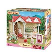 Calico Critter Sweet Raspberry Home