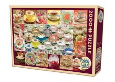 Cobble Hill 2000pc Teacup Collect