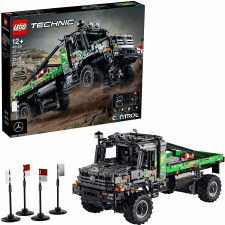 Lego Technic Mercedes Benz 4x4 Trial Truck