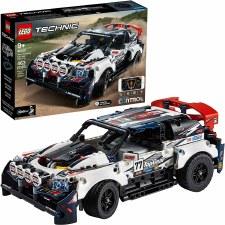 Lego Technic App Controlled Rally Car