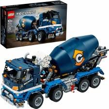 Lego Technic Concrete Mixer 42112