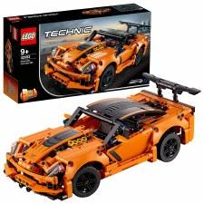 Lego Technic Chev Corvette Zr1 42093