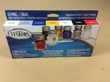 Testors Hobby And Home Paint Set Enamel 9115x