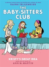 The Baby-sitters Club Vol 1 Kristys Great Idea