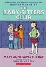 The Baby-sitters Club Vol 3 Mary Anne Saves The Day