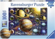 Ravensburger 100pc Xxl The Planets