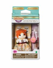 Calico Critters Town Girl Series Maple Cat