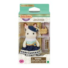 Calico Critters Town Girl Hopscotch Rabbit Stella