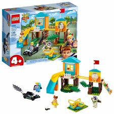 Lego Toy Story 4 Buzz&bo Peeps Playground Adventure