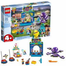 Lego Toy Story 4 Buzz & Woodys Carnival Mania