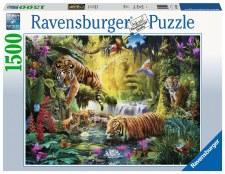 Ravensburger 1500pc Tranquil Tigers