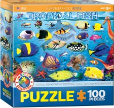Eurographics 100pc Tropical Fish